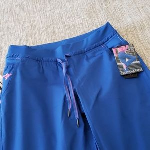 Med couture new xs petite scrub pants